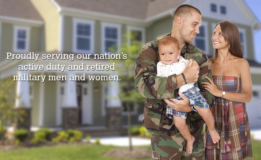 Napolitano Homes - military