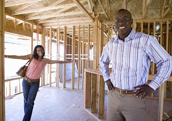 Napolitano Homes - process - framing tour