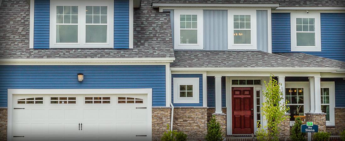 Napolitano Homes - personalization - exterior