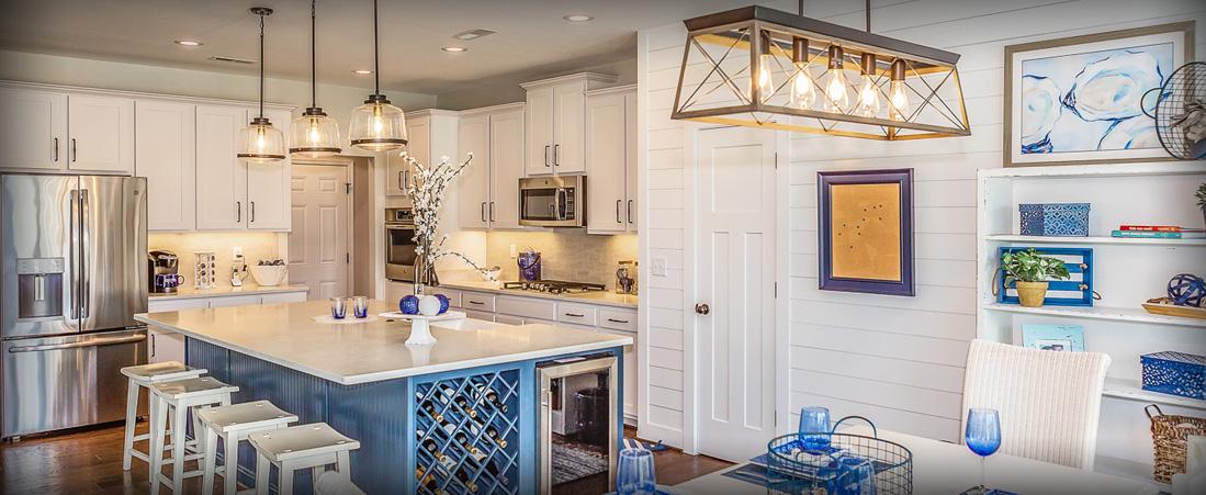 Napolitano Homes - personalization - interior