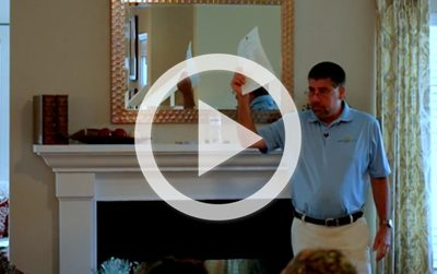 Napolitano Homes - home buyer seminar - construction