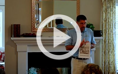 Napolitano Homes - home buying seminar - orientation